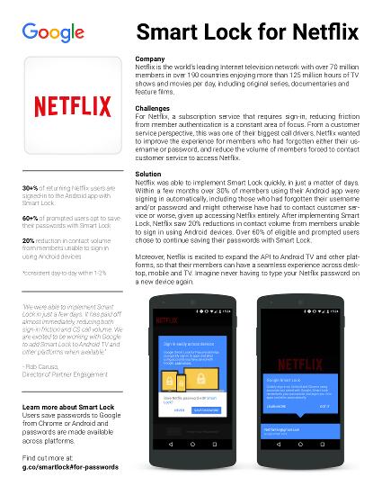 Studi kasus Netflix