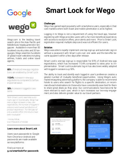 Studi kasus Wego