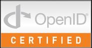 Google的OpenID Connect端点已通过OpenID认证。