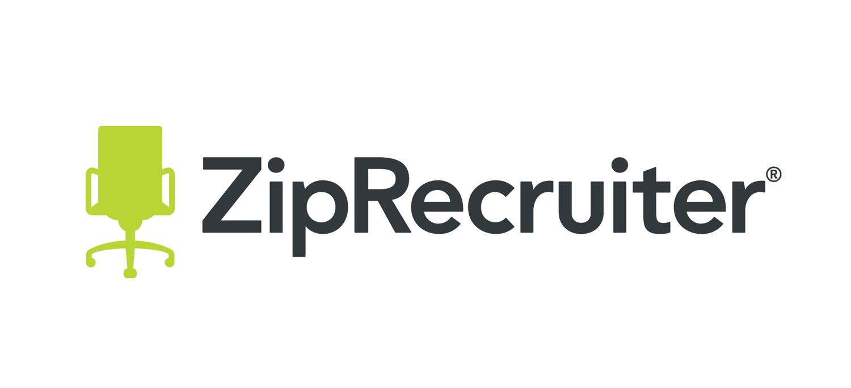 ZipRecruiter 徽标