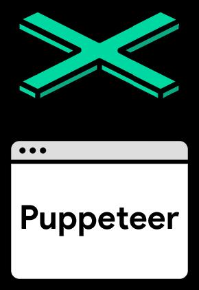Puppeteer Logo